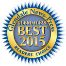 Glendale News-Press Readers Choice 2013