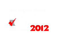 Los Angeles Times Readers Choice 2012